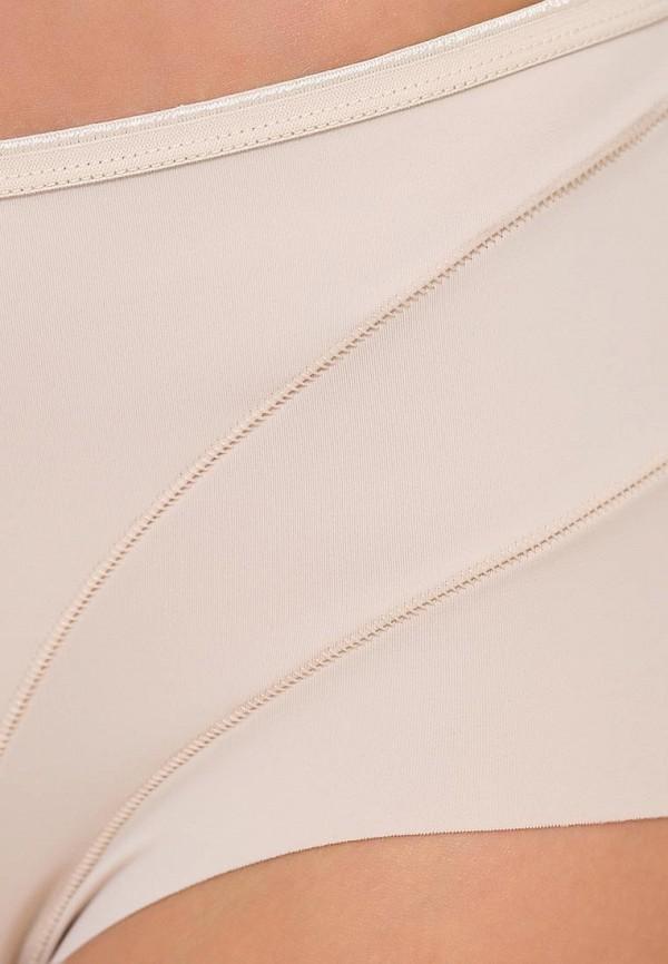Фото 5 - женские трусы Vis-a-Vis бежевого цвета