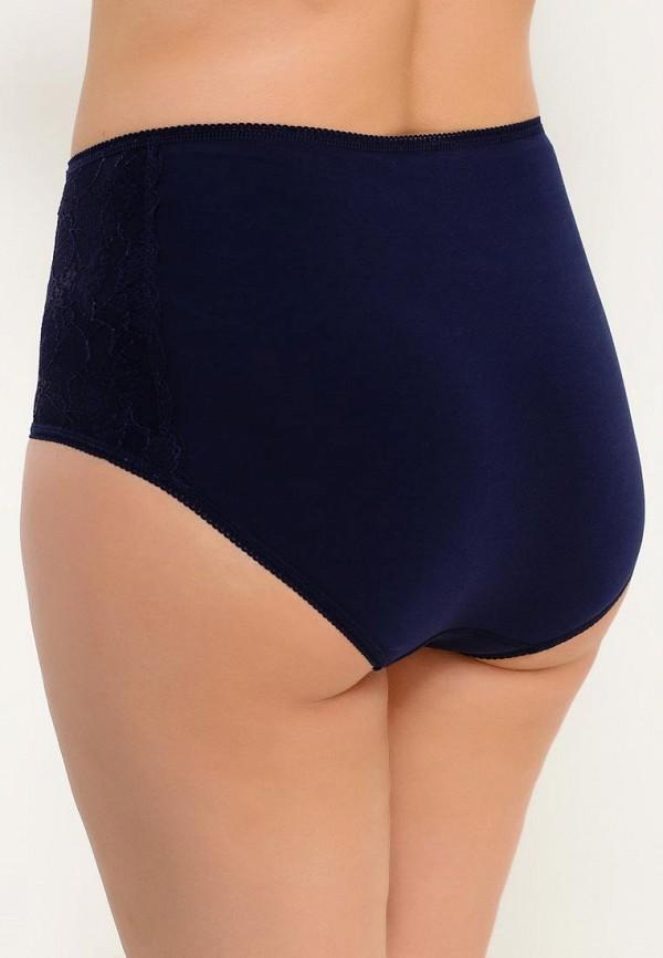 Фото 7 - женские трусы Vis-a-Vis синего цвета