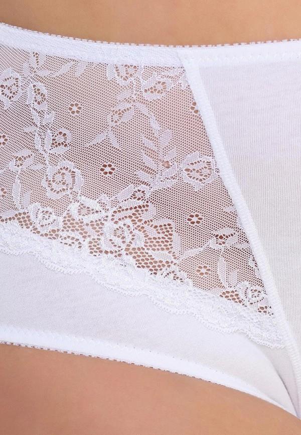 Фото 16 - женские трусы Vis-a-Vis белого цвета