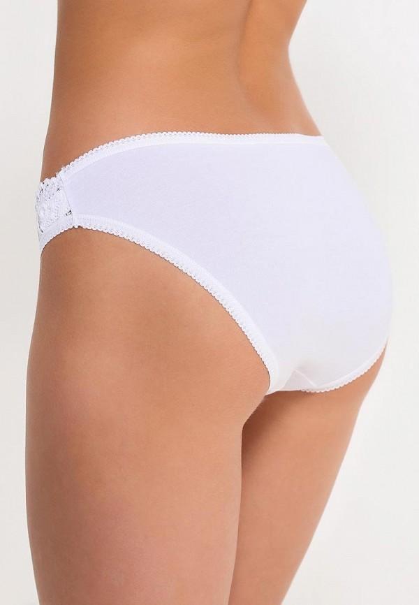 Фото 4 - женские трусы Vis-a-Vis белого цвета