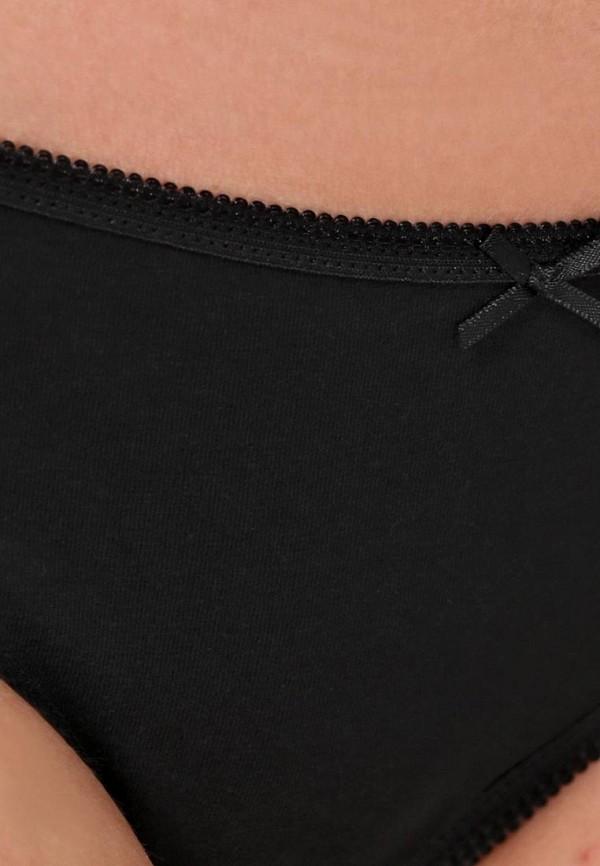 Фото 10 - женские трусы Vis-a-Vis черного цвета