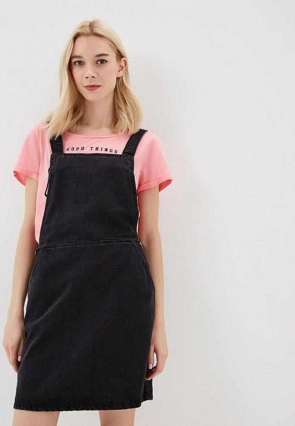 Платье джинсовое Vila Vila VI004EWBWVT9