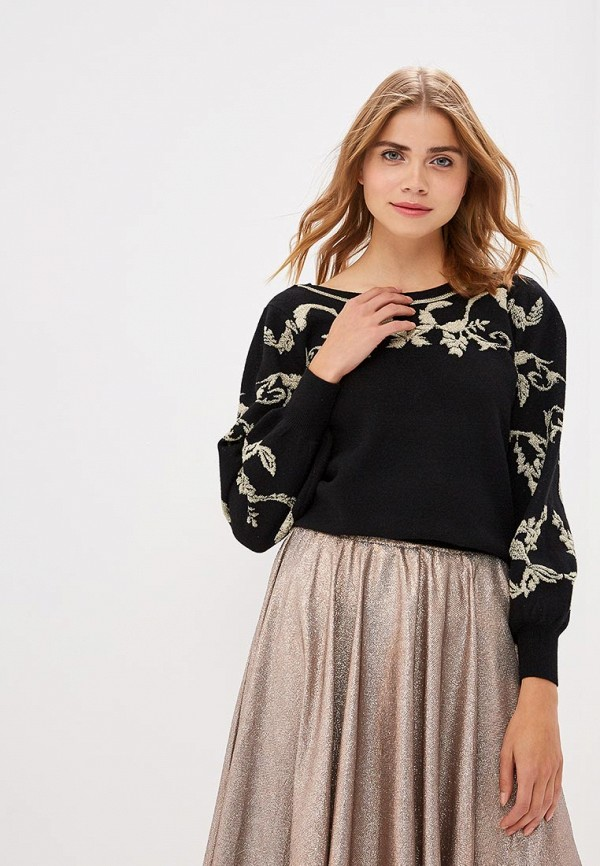 Пуловер Vila Vila VI004EWBWVZ7 allover flamingo print dress