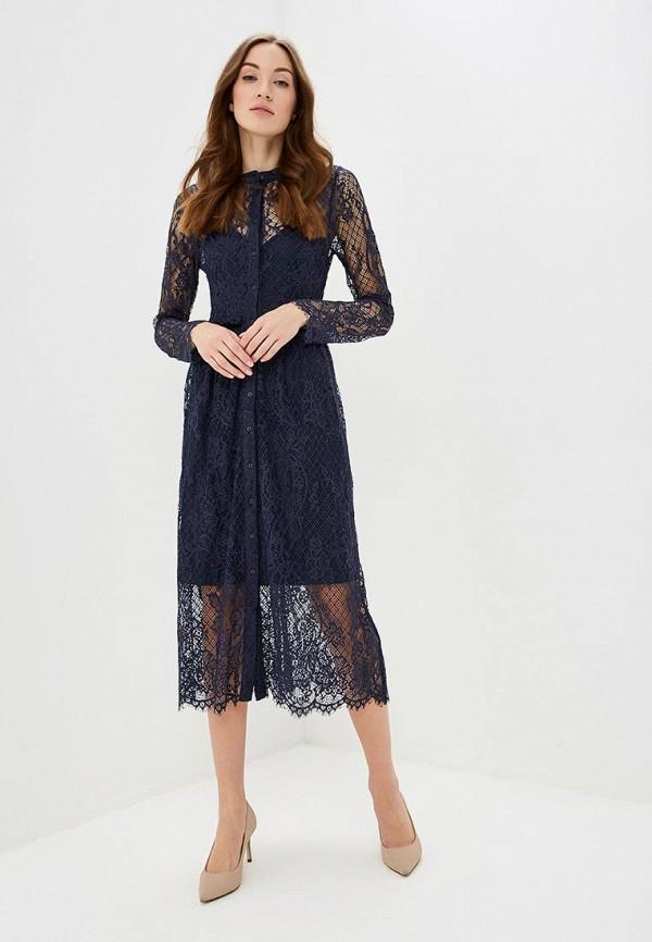 Платье Vila Vila VI004EWDDDG9 платье джинсовое vila vila vi004ewbwvt9