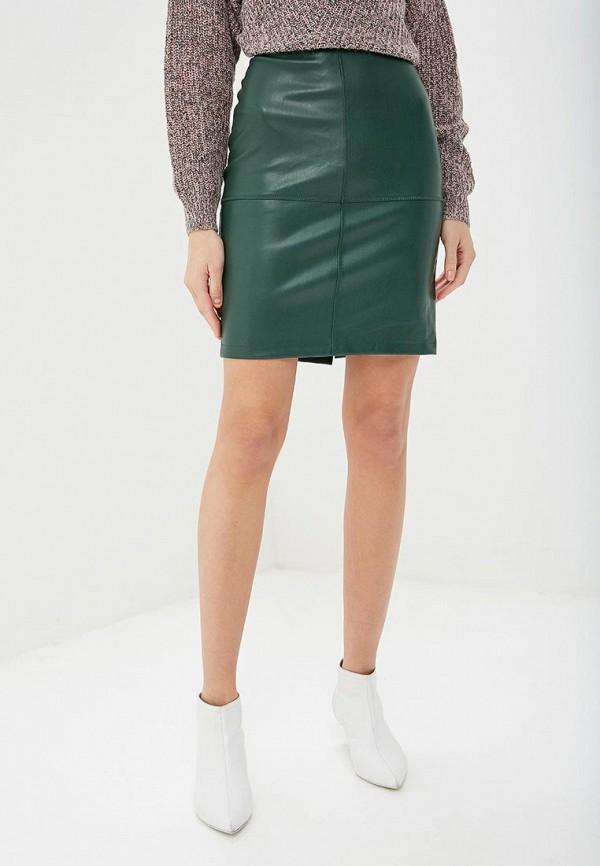 Кожаные юбки Vila