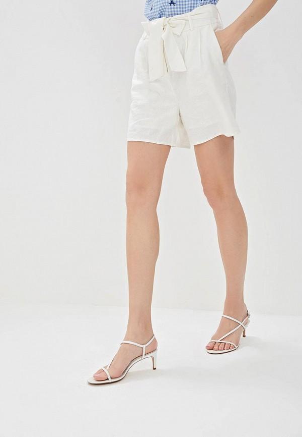 женские повседневные шорты vila, белые