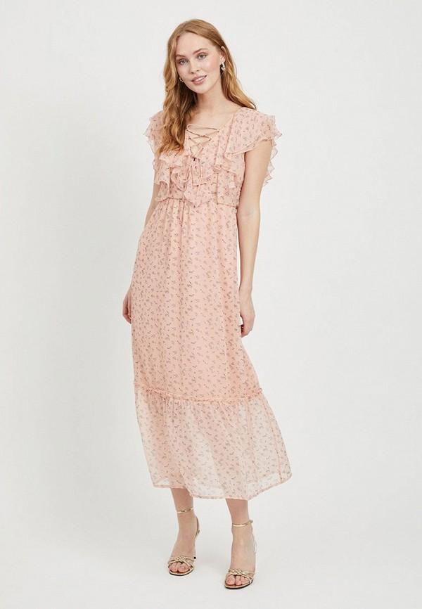 цены на Платье Vila Vila VI004EWFJMY8  в интернет-магазинах