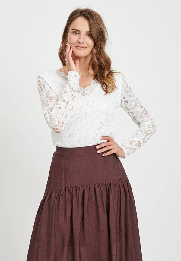 Блуза Vila Vila VI004EWFKYE0 недорго, оригинальная цена