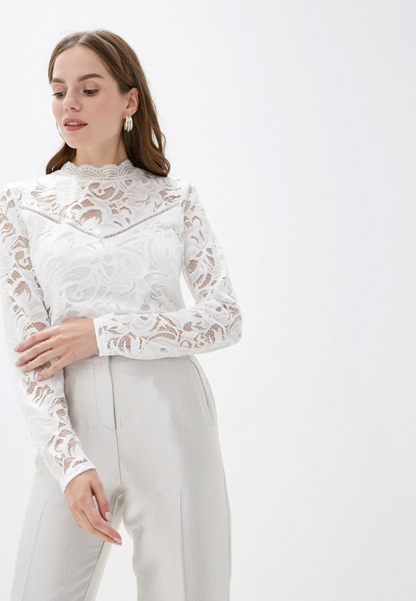 Блуза Vila Vila VI004EWGLGW1 недорго, оригинальная цена
