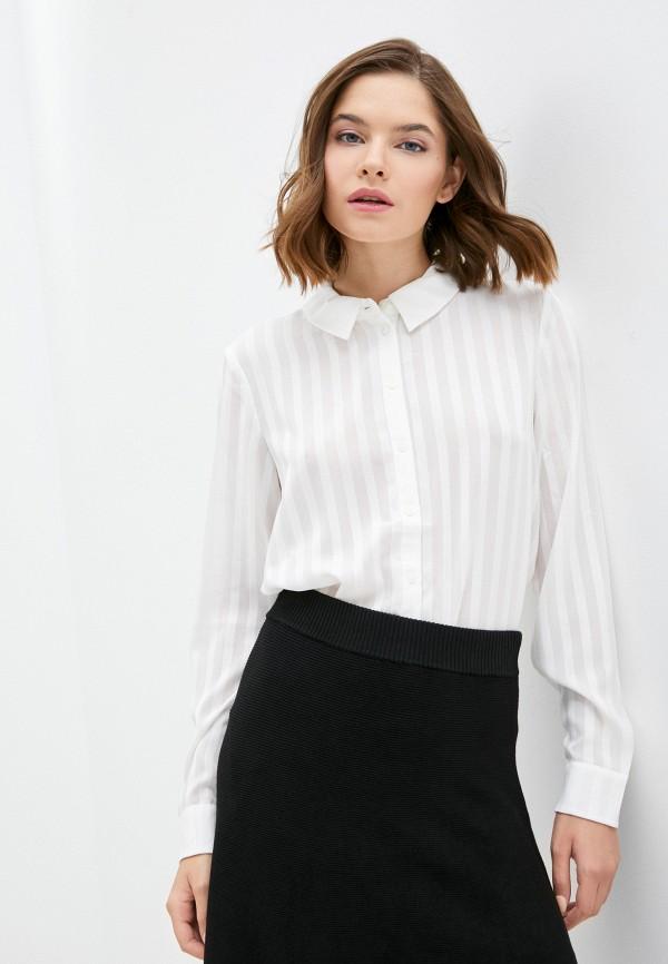 женская блузка vila, белая