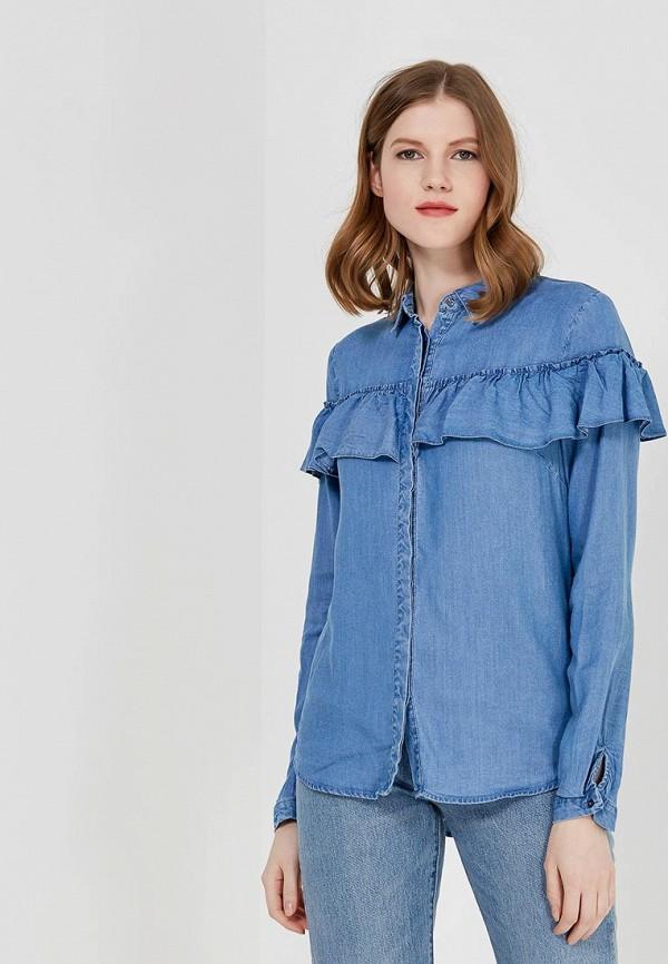 где купить Рубашка джинсовая Vila Vila VI004EWZWL98 по лучшей цене