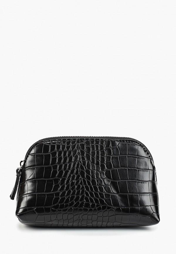 женская сумка violeta by mango, черная