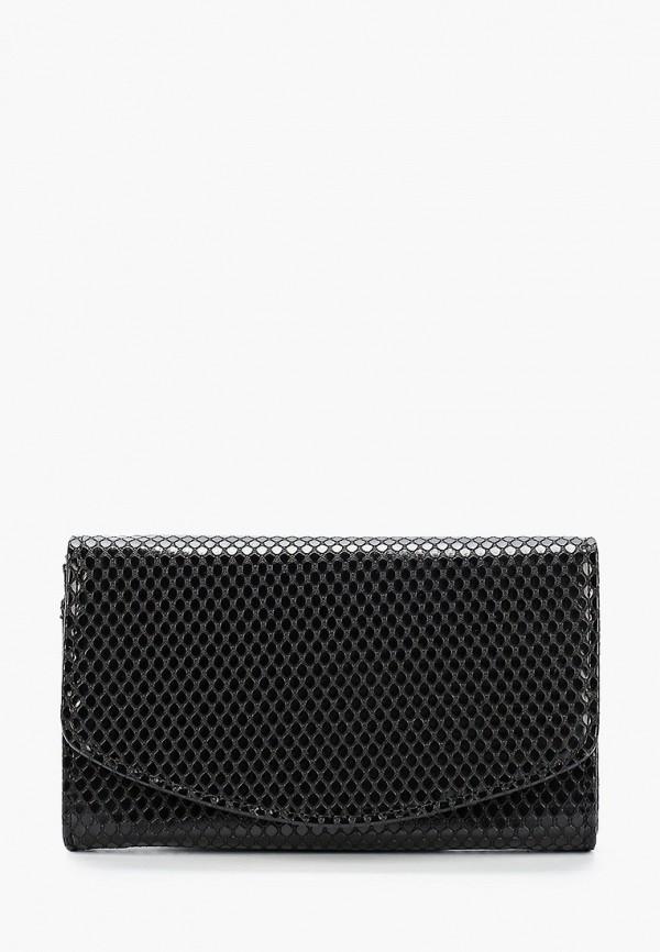 женский кошелёк violeta by mango, черный