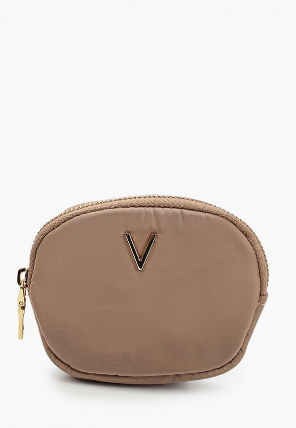 женский кошелёк violeta by mango, бежевый