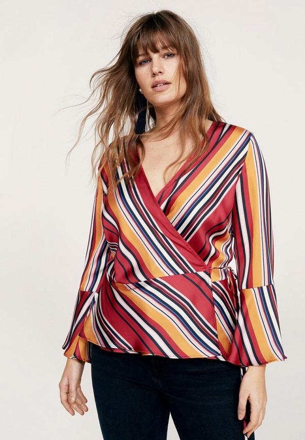 Блуза Violeta by Mango Violeta by Mango VI005EWAQWR4