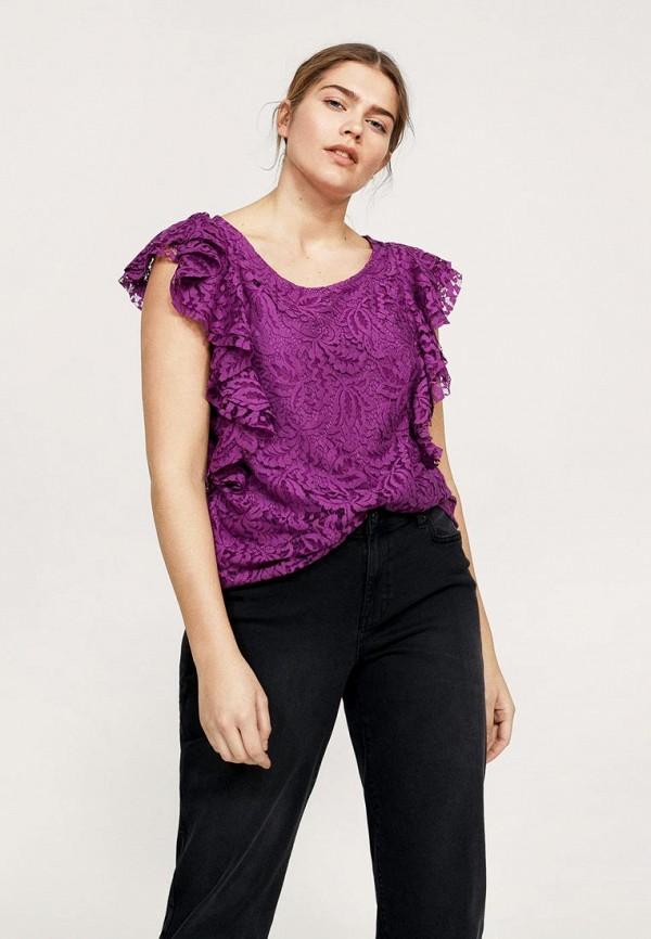 Блуза Violeta by Mango Violeta by Mango VI005EWBGXO3 блуза violeta by mango violeta by mango vi005ewwyi46