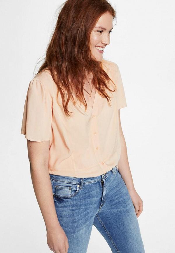 Блуза Violeta by Mango Violeta by Mango VI005EWBGXT7 блуза violeta by mango violeta by mango vi005ewwyi46