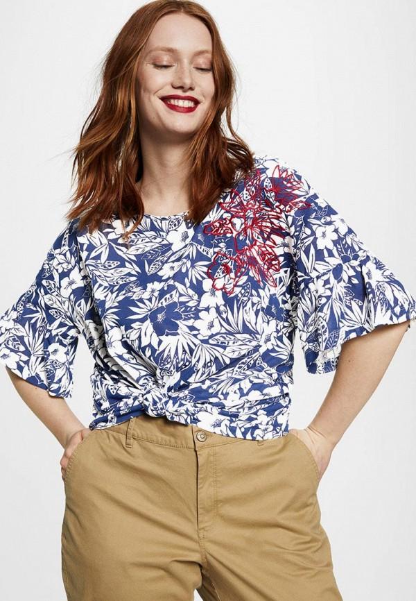Блуза Violeta by Mango Violeta by Mango VI005EWBMEF6