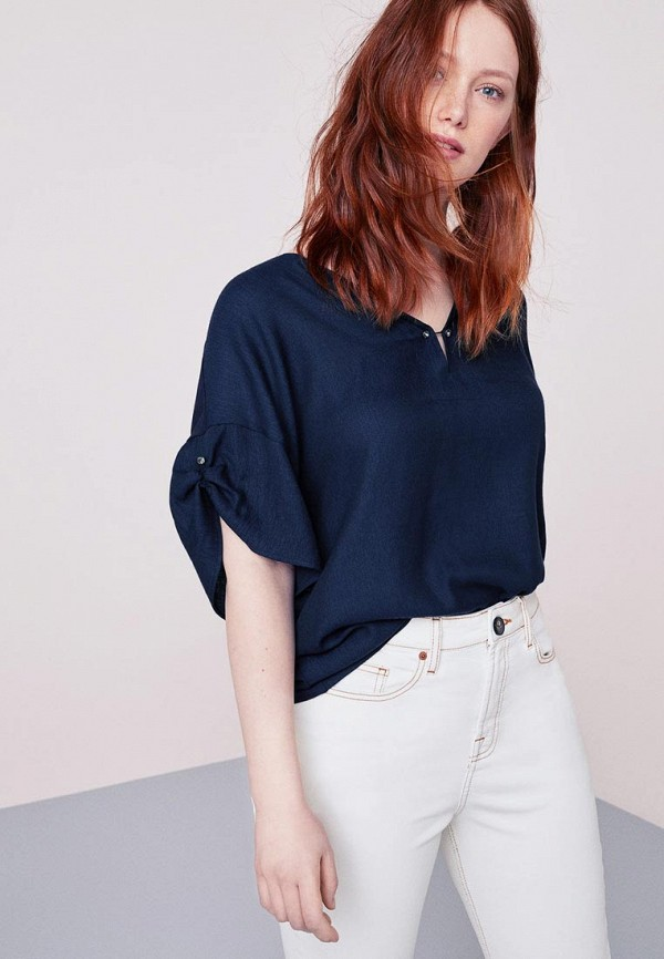 Блуза Violeta by Mango Violeta by Mango VI005EWBWOL8