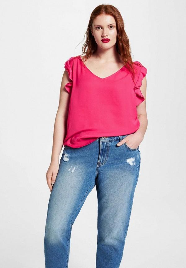 Блуза Violeta by Mango Violeta by Mango VI005EWBWOO0
