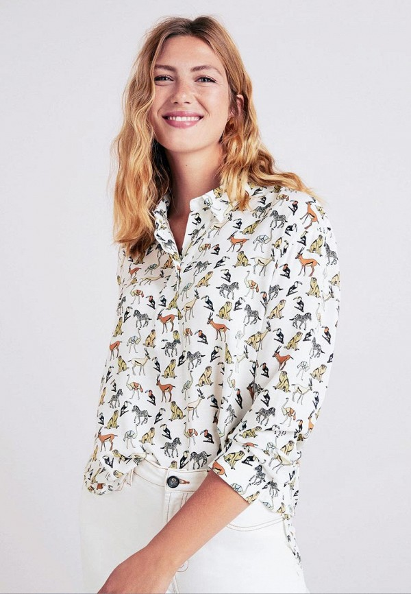 Блуза Violeta by Mango Violeta by Mango VI005EWCOBK2