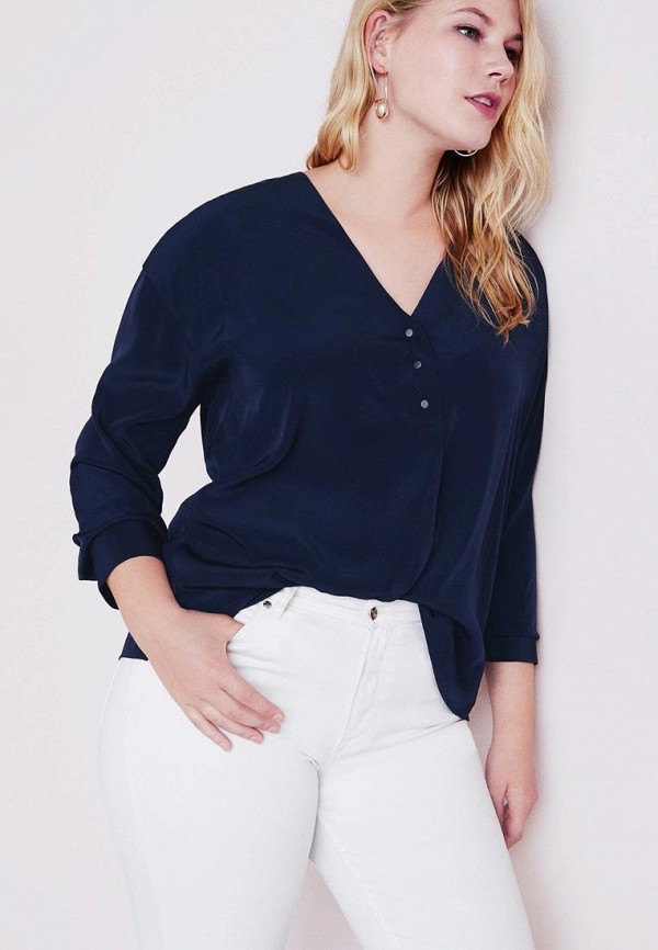 Блуза Violeta by Mango Violeta by Mango VI005EWDILT5