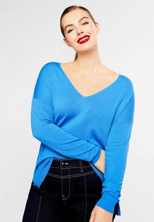 Пуловер Violeta by Mango Violeta by Mango VI005EWDMAU1 леггинсы irmi irmi mp002xg00260