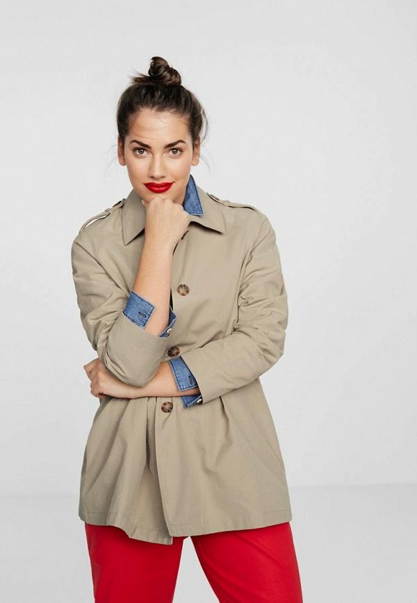 Куртка Violeta by Mango Violeta by Mango VI005EWECOG1 стоимость