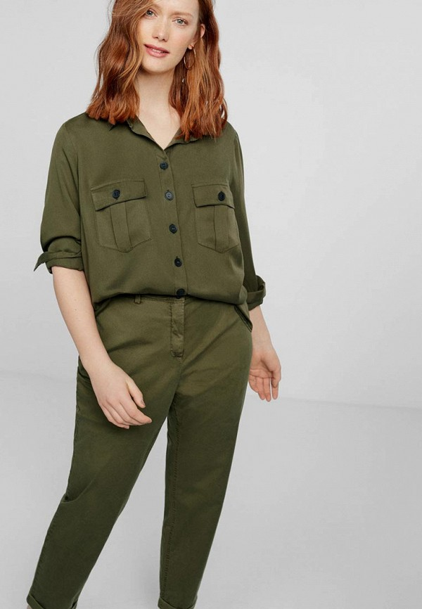 Рубашка Violeta by Mango Violeta by Mango VI005EWECOH3 цена