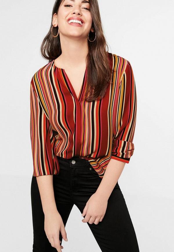 Блуза Violeta by Mango Violeta by Mango VI005EWEOCK5 цена