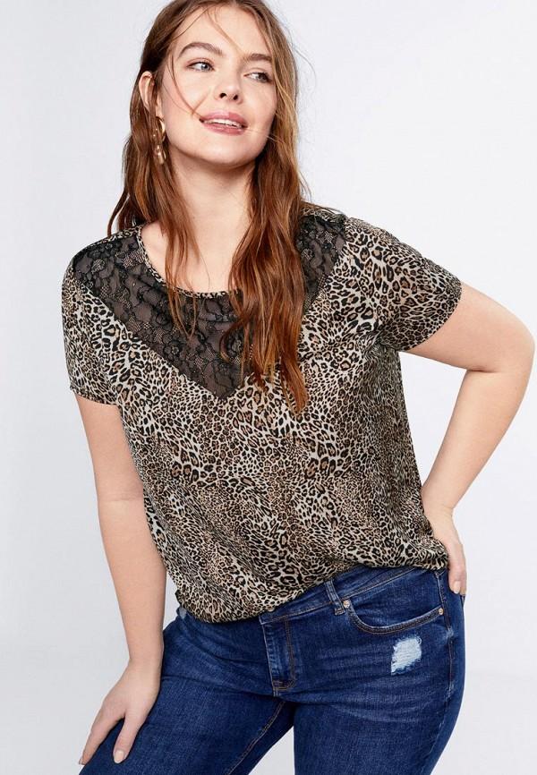Блуза Violeta by Mango Violeta by Mango VI005EWEUDG8 недорго, оригинальная цена