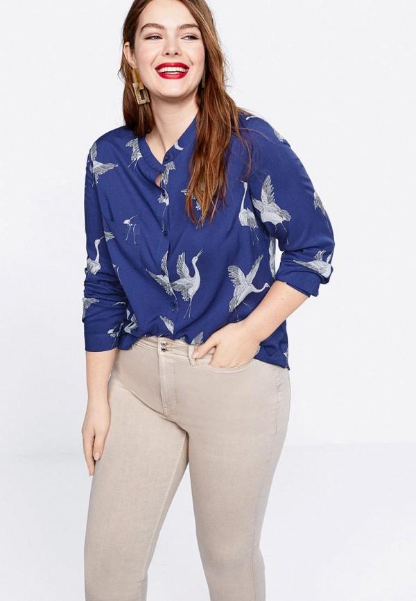 Блуза Violeta by Mango Violeta by Mango VI005EWEUEI0 violeta by mango women s leather cord blouse