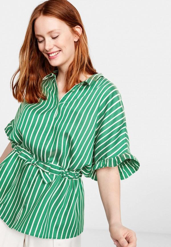 Блуза Violeta by Mango Violeta by Mango VI005EWEWKQ8 violeta by mango women s leather cord blouse