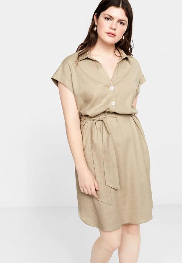 все цены на Платье Violeta by Mango Violeta by Mango VI005EWFEFT4 онлайн