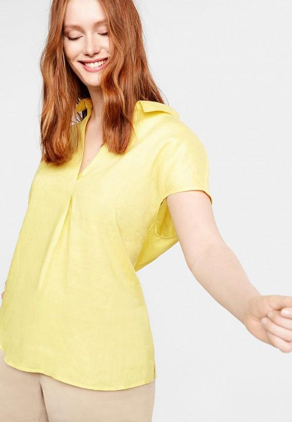 все цены на Блуза Violeta by Mango Violeta by Mango VI005EWFEFT9 онлайн