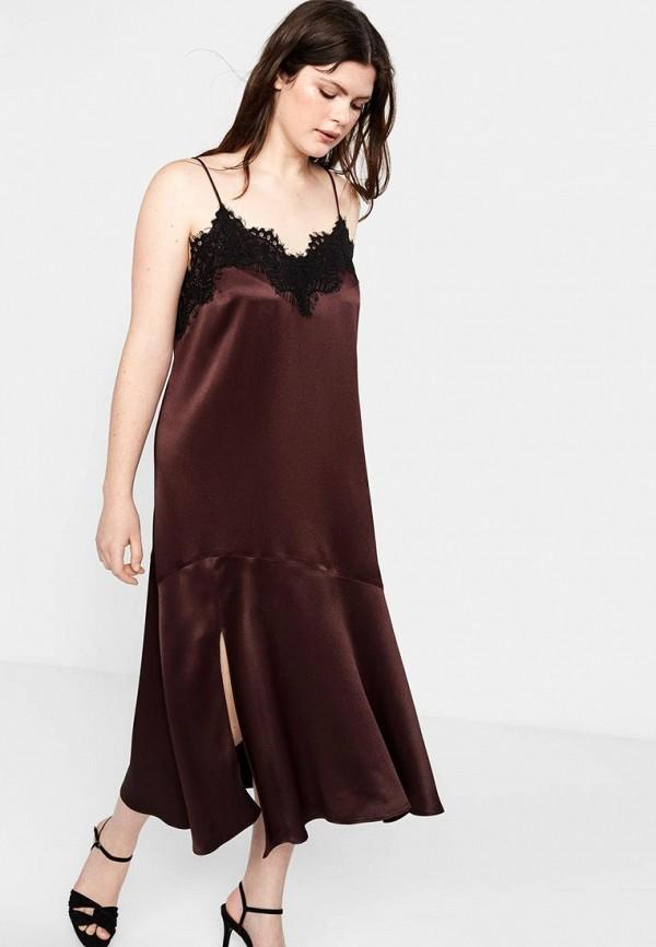 все цены на Платье Violeta by Mango Violeta by Mango VI005EWFEGT5 онлайн