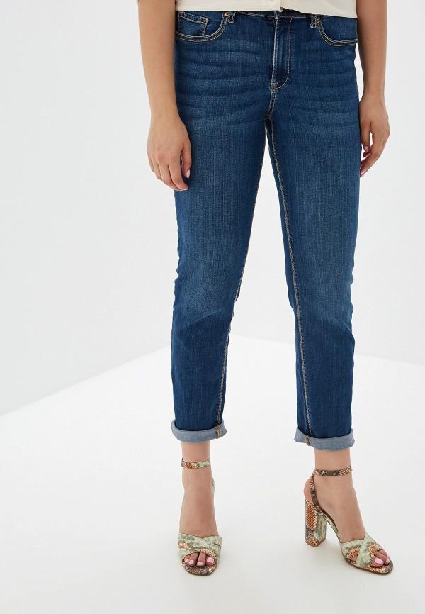 Фото - женские джинсы Violeta by Mango синего цвета