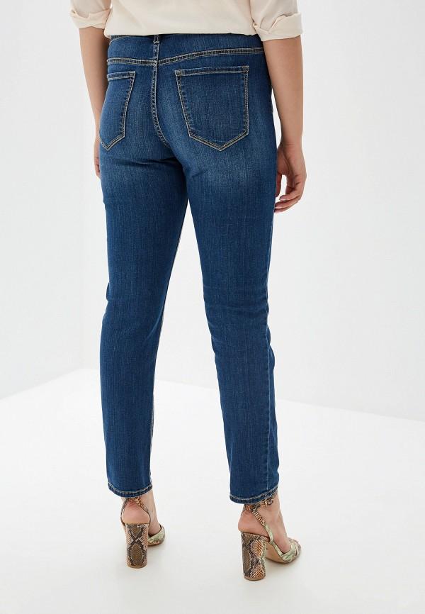 Фото 3 - женские джинсы Violeta by Mango синего цвета