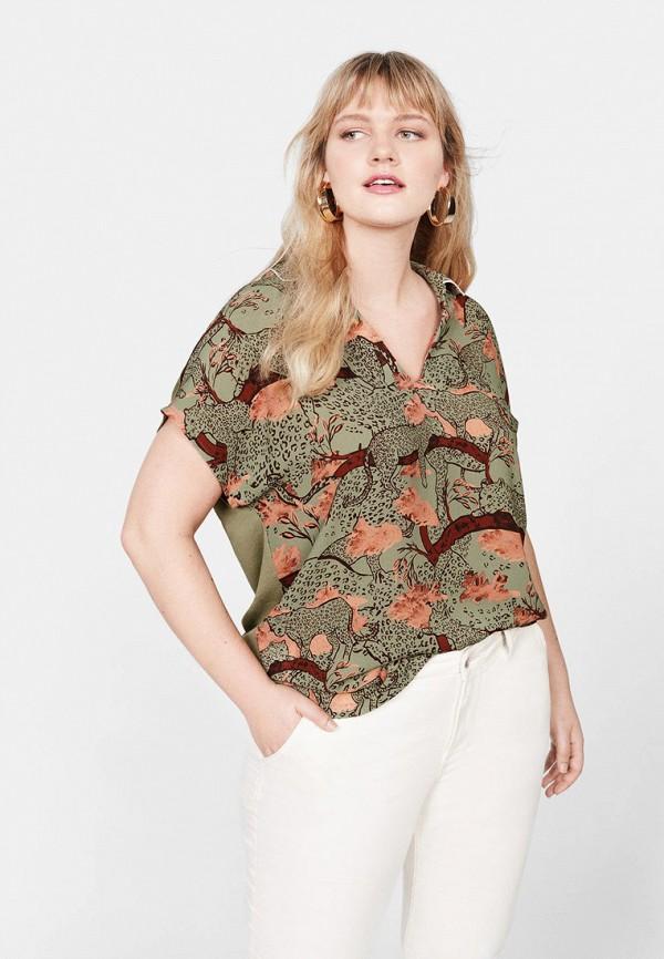 Блуза Violeta by Mango Violeta by Mango VI005EWFZJC9