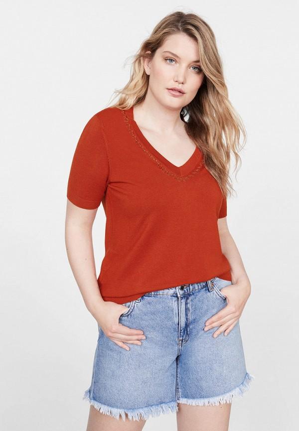 купить Пуловер Violeta by Mango Violeta by Mango VI005EWFZKU2 по цене 2699 рублей