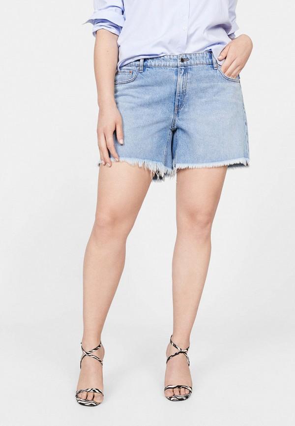 купить Шорты джинсовые Violeta by Mango Violeta by Mango VI005EWFZKY0 дешево