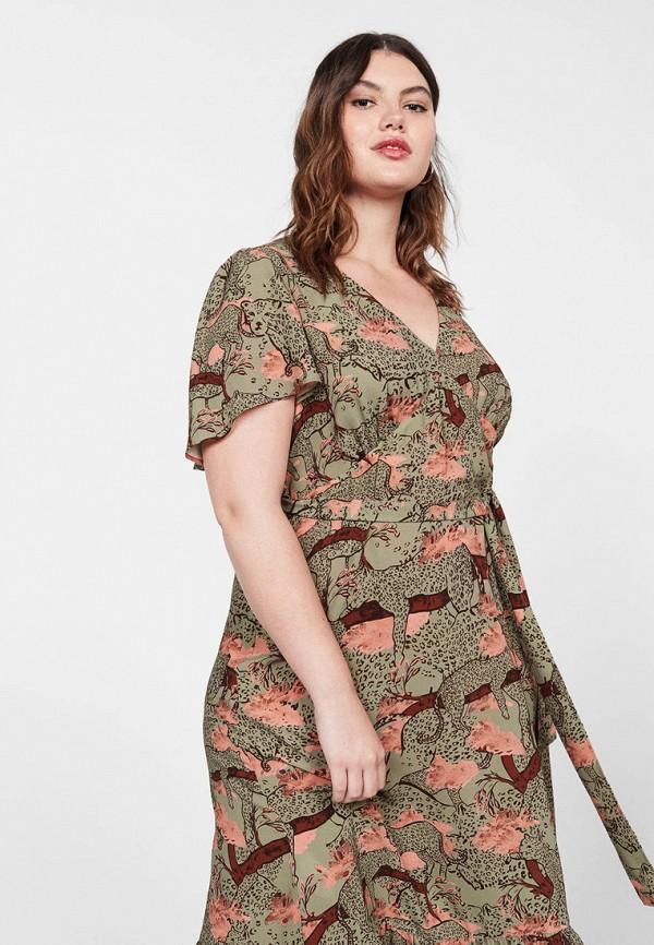 все цены на Платье Violeta by Mango Violeta by Mango VI005EWGACP2 онлайн