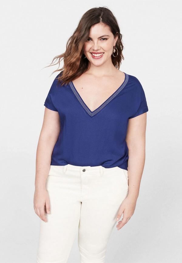 Блуза Violeta by Mango Violeta by Mango VI005EWGACS8 блуза violeta by mango violeta by mango vi005eweuei0