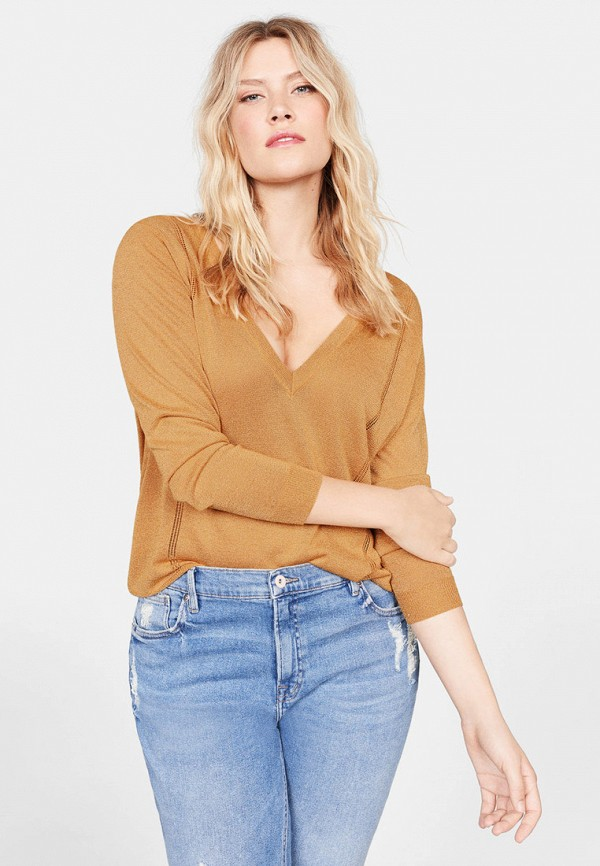 купить Пуловер Violeta by Mango Violeta by Mango VI005EWGMIG8 по цене 3599 рублей