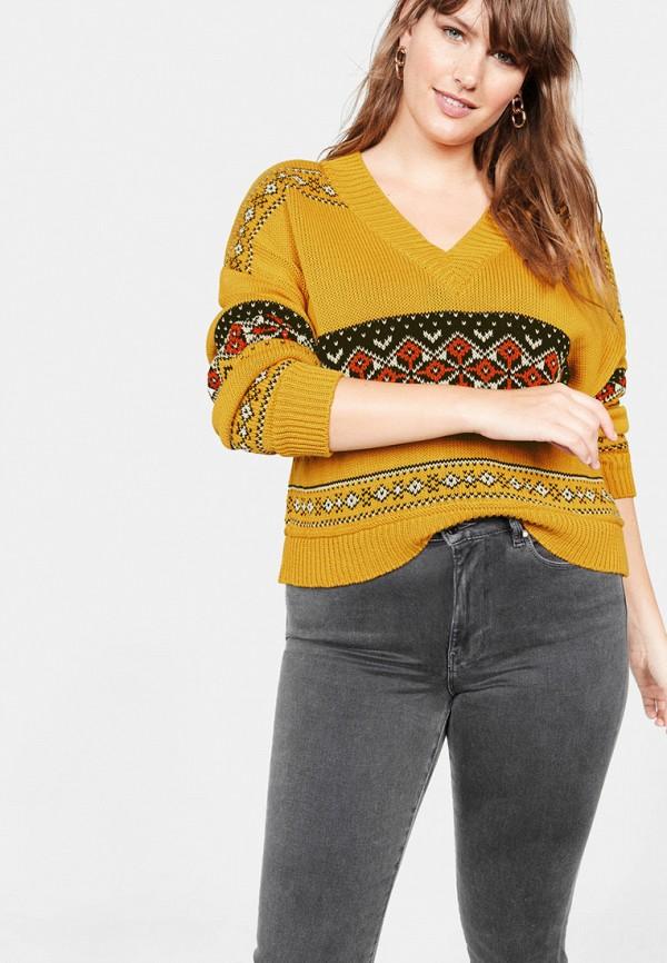 купить Пуловер Violeta by Mango Violeta by Mango VI005EWGOVL7 по цене 3599 рублей