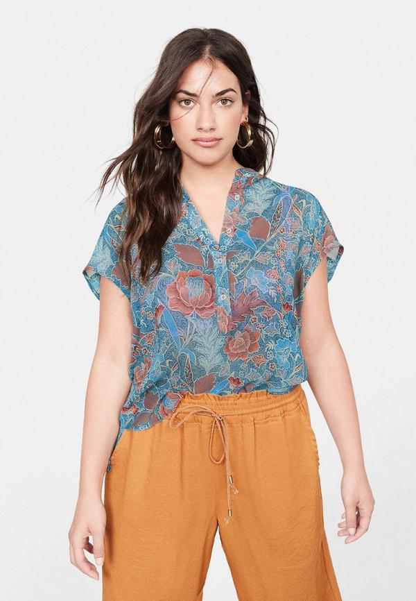 Блуза Violeta by Mango Violeta by Mango VI005EWGOZP5
