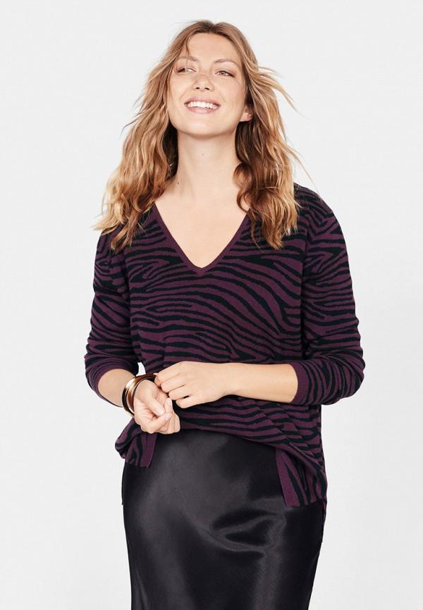 цена Пуловер Violeta by Mango Violeta by Mango VI005EWGOZV7 онлайн в 2017 году
