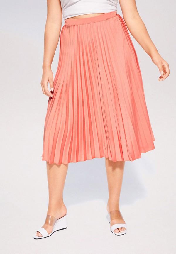 женская юбка violeta by mango