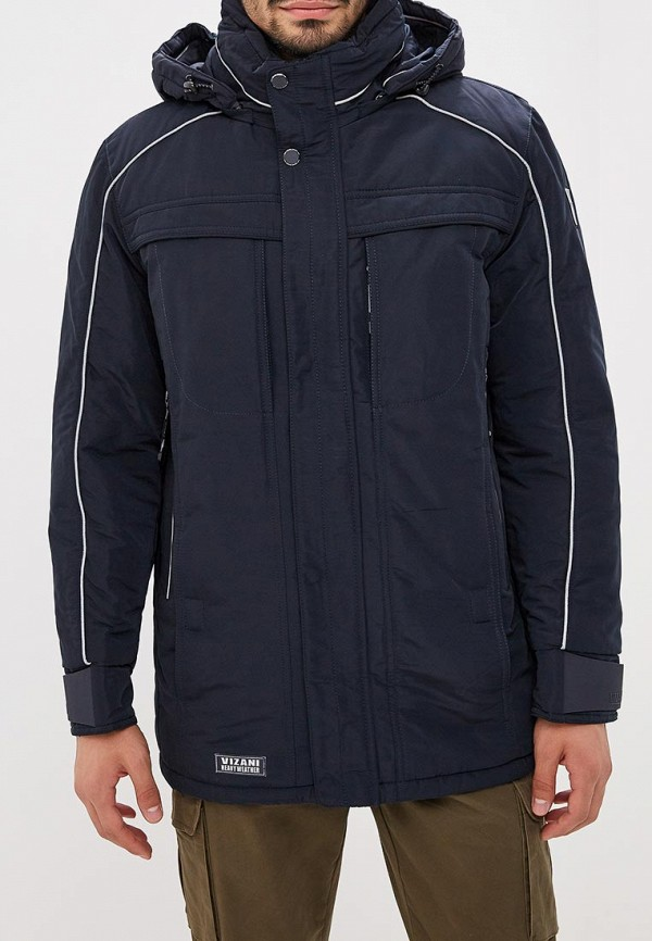 Куртка утепленная Vizani Vizani VI028EMCWLK9 куртки vizani куртка