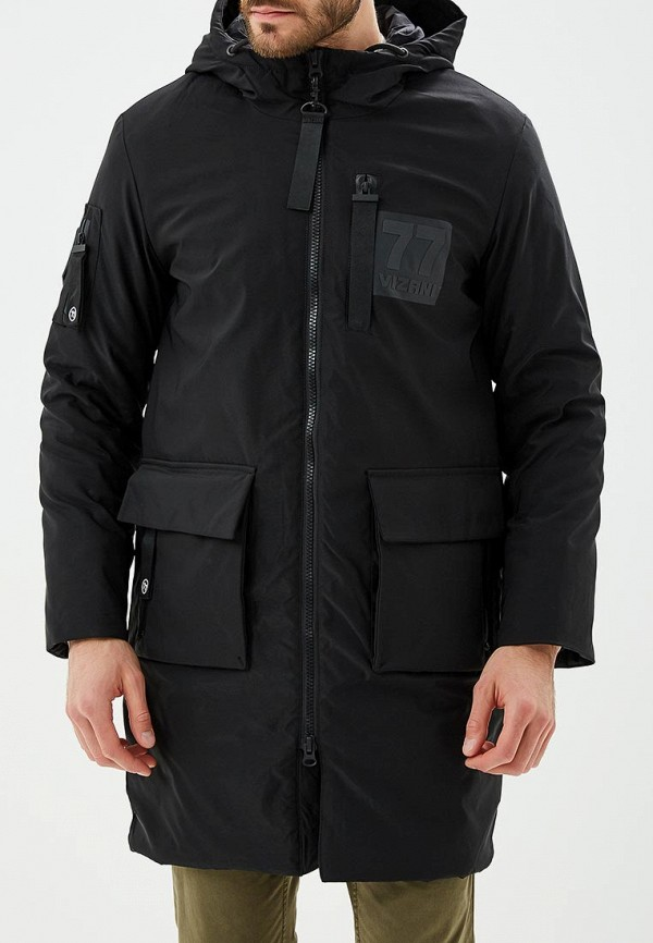 Куртка утепленная Vizani Vizani VI028EMYYB60 vizani ветровка